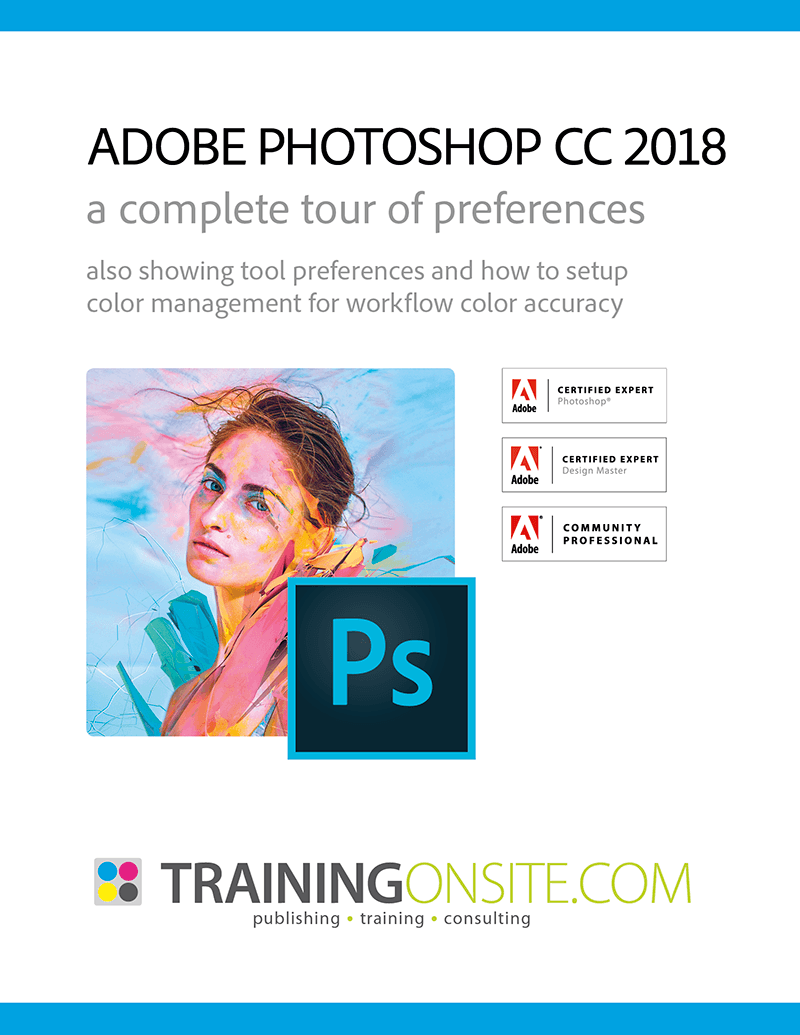 Photoshop CC 2018 complete tour of preferences